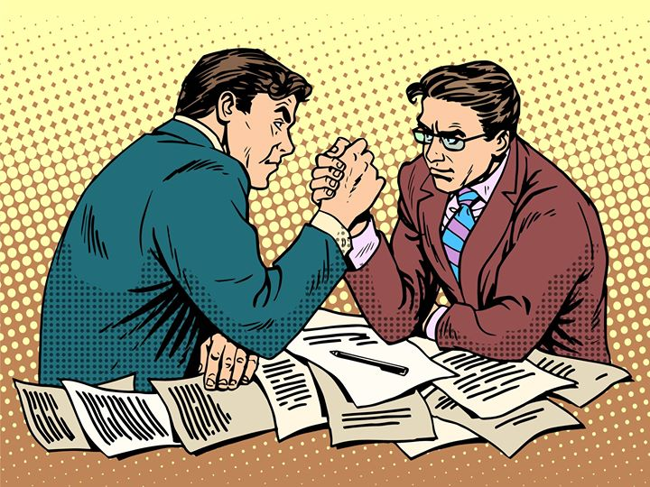 Eckpfeiler der Verhandlungstechnik - S&P Führung