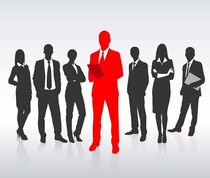Vom Kollegen zum Vorgesetzten - S&P Führung