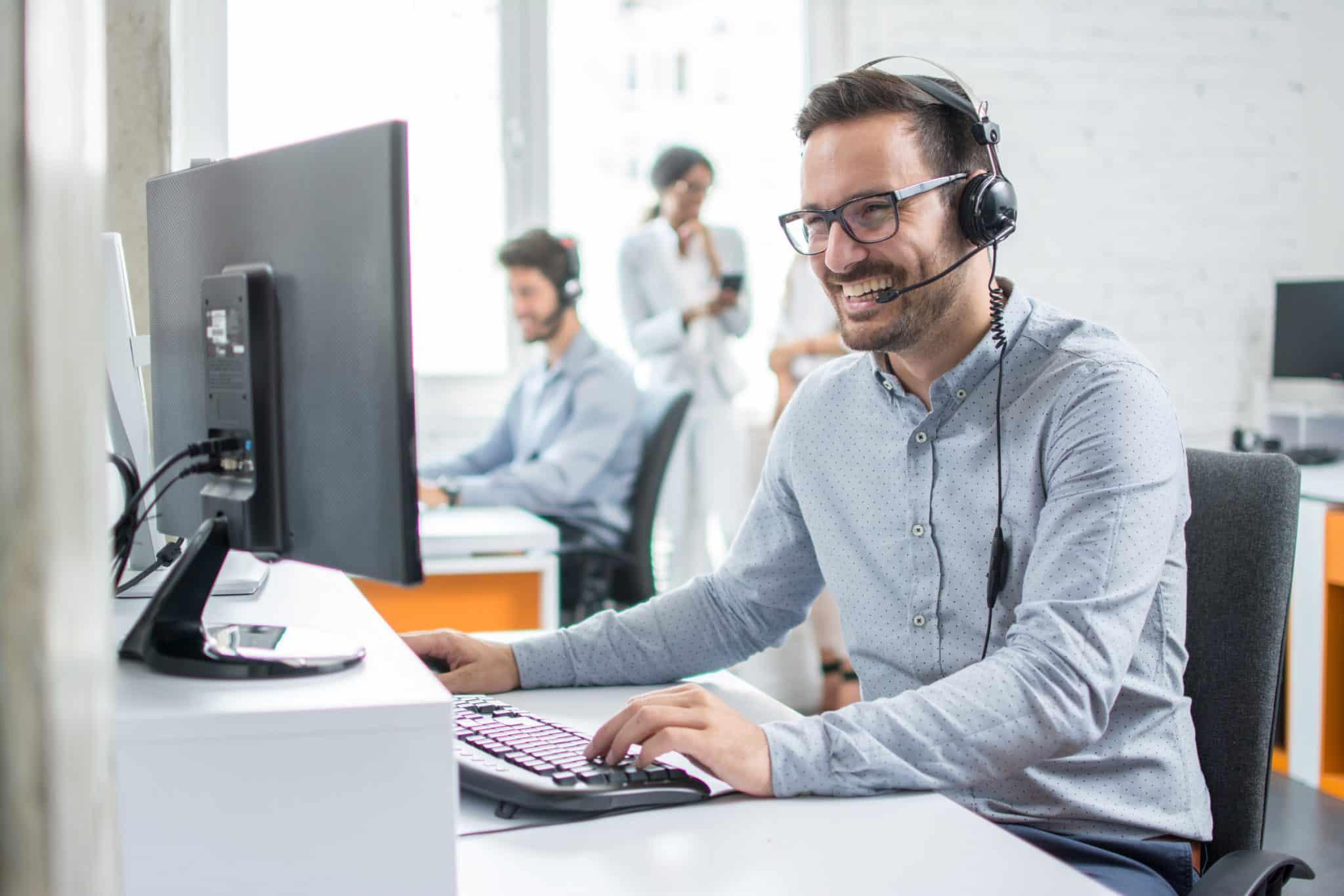 Schulung: So werden Sie Profi am Telefon