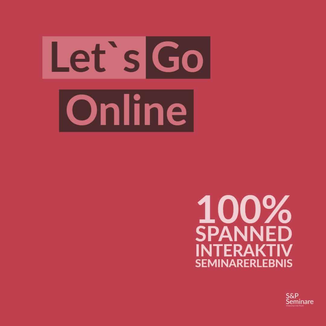 Weiterbildung online buchen - Seminare - Inhouse Traininge - Coachings
