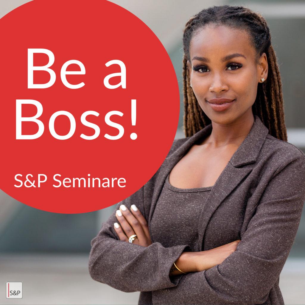 Neue Geschäftsführungs-Pflichten: S&P Training